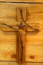 Capture the Southwest - Crosses, Wooden Crosses, Iron Crosses, Mexican Crosses, Custom Crosses - Santa Fe Solid Wood Furniture, Art Gallery, Jewelry and Home Decor