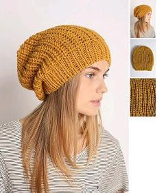 So I admittedly get a lot of ideas from stores like Urban Outfitters and Anthropologie. But I promise you I never saw this beanie before I m...