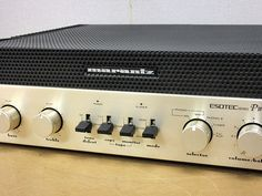 MARANTZ PM-4 Integrated Amplifier very good condition | eBay