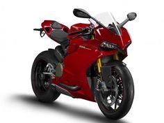 Ducati's 1199 Panigale
