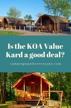 KOA Rewards and how can you use them to stretch your camping budget! The KOA Value Kard Rewards program offers camping discounts & points for free stays! #CTE Camping Club, Rv Camping Tips, Camping For Beginners, Camping Style, Camping Glamping, Best Rv Parks, Free Hotel, Ways To Travel, Stay The Night