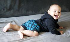 Free baby shorts pattern