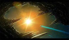 Wallpaper schmücken als Hintergrundgrafiken jeden Bildschirm. Wer Science-Fiction mag, braucht etwas Besonderes, aber nichts von dieser Welt!