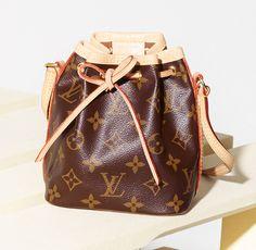 Le sac Nano Noé de Louis Vuitton