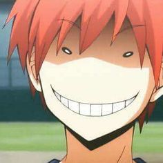 Brother: Is that a face of an angel to you?! | Me: Frankly? Yes. | The tales of a fangirl | Karma Akabane | Assassination Classroom