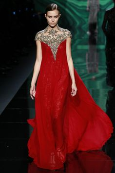 Monique Lhuillier RTW Fall 2013 - Slideshow - Runway, Fashion Week, Reviews and Slideshows - WWD.com