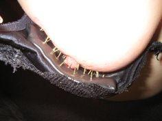 Punishment bra