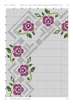 Biscornu Cross Stitch, Cross Stitch Pillow, Cross Stitch Tree, Cross Stitch Heart, Cross Stitch Borders, Simple Cross Stitch, Cross Stitch Flowers, Cross Stitch Designs, Cross Stitching