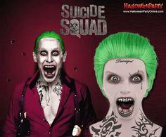 #halloween #halloweenwig #partywig #halloweenparty #cosplay #costume #party #wigs #joker #suicidesquad