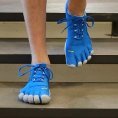 "Vibram Zehenschuhe ""Five Fingers"" #shoes #vibram #fivefingers"