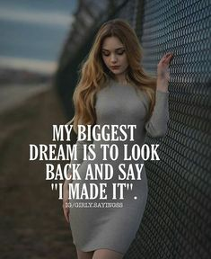 Very big The post Very big 😍 appeared first on Best Pins for Yours - Life Quotes Boss Babe Quotes, Girly Attitude Quotes, Girly Quotes, Badass Quotes, Mood Quotes, True Quotes, Positive Quotes, Motivational Quotes, Inspirational Quotes