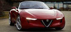 Pininfarina/Alfa Romeo 2uettottanta