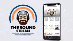 This is the ad for The Sound Stream App Ads, Phone, Telephone, Mobile Phones