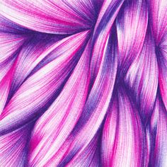 Abstract Ballpoint Pen Drawing - Time Lapse