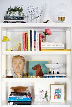Emily Henderson Living Room - details