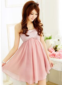 whatgoesgoodwith.com cute pink dresses (24) #cuteoutfits