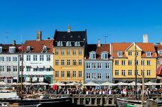 port  #nyhavn #kopenhaga #dania #denmark #copenhagen #travel #podroze #travelblog