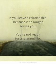 a good relationship is very far and few