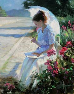 BLUE DAY by Vladimir Volegov