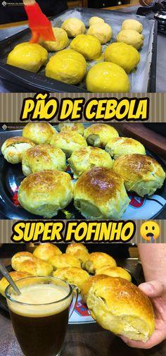 APRENDI ESSA RECEITA DE PÃO DE CEBOLA NO CURSO E HOJE EU FAÇO UMA RENDA EXTRA BACANA PARA MINHA FAMÍLIA!   #pao #pão #cebola #paodecebola #paozinho #manualdacozinha #alexgranig #sobremesa #doces #comida #culinaria #gastronomia #chef