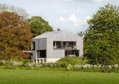 Питер Фини дом в Оксфордшире одет в дубе