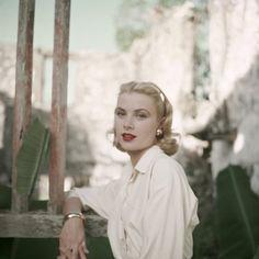 Grace Kelly – Die Hollywood-Schauspielerin brachte den Glamour in das Fürstentum an der Côte d'Azur