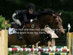 Or the one horse everyone loves A.K.A better than a boyfriend :)
