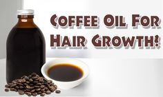 Coffee Oil For Hair Growth? Two DIY Recipes  Read the article here - http://www.blackhairinformation.com/hair-care-2/hair-treatments-and-recipes/coffee-oil-for-hair-growth-two-diy-recipes/