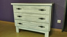 Personal furniture patine relooking by Pif