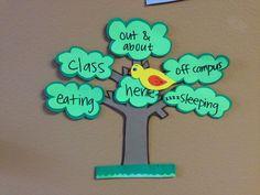College on Pinterest | Dorm, Dorm Room and Door Decs