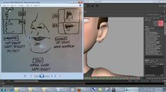 Part 2 of a 2 part video tutorial showing some basic tips for polishing lip sync animation.