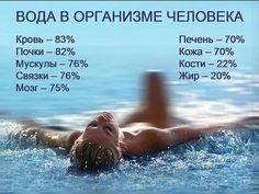 46 причин пить воду | Женский журнал