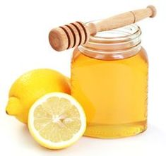Lemon Honey Mask-Lemon's citric acid closes pores and keeps skin's PH levels in check, while honey's enzymes and nutrients add an antibacterial factor to zap zits and moisturize.