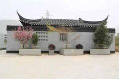 cortili stampati in 3D ispirati agli antichi giardini di Suzhou