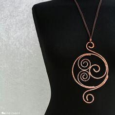 A new copper pendant