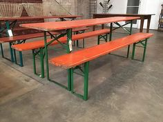 View products and additional antique and vintage industrial furniture, decorative items and lighting from throughout Europe. Antique Dining Tables, Industrial Dining, Vintage Industrial Furniture, French Furniture, Auckland, Picnic Table, French Antiques, Decorative Items, Consoles