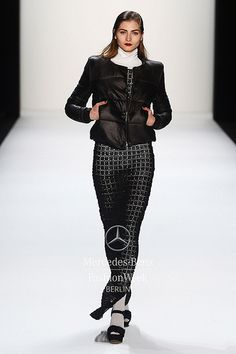Mercedes-Benz Fashion Week Berlin - Focus On Fashion ISSEVER BAHRI A/W 2013