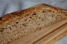 Nadýchaný celozrnný chlebík s jogurtom   Pečené-varené.sk