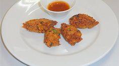 Thai Fish Cakes with Nam Jim Dipping Sauce