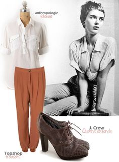 the gamine style | Pixie Gamine or the style of Jean Seberg – Part deux | Matuta-re