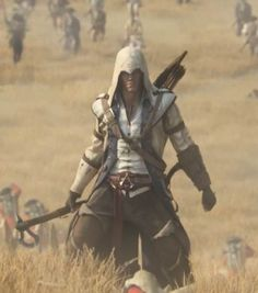 Connor Kenway by ~BrandonDaProdigy on deviantART