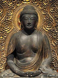 禅 ॐ Ẑƹᘉ ॐ 禅 ~ Buddha, Japan, Japanese, 17Th Century, Artistic