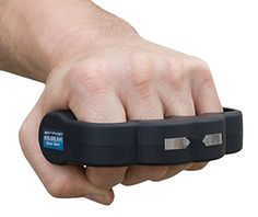 KNUCKLE BLASTER is a Volt stun gun with batteries and a magnetic leather holster Tech Gadgets, Cool Gadgets, Self Defense Weapons, Brass Knuckles, Leather Holster, Boxing Gloves, Fitbit, Technology, Amazon