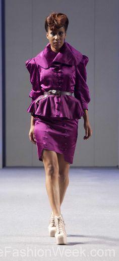 Pilar Macchione 꾸뛰르 패션위크 뉴욕 봄컬렉션 2013 #패션위크#패션#꾸뛰르#PilarMacchione#스타일#여자#모던디자이너#모델#패션쇼#뉴욕