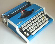 Working Typewriter  Olympia Traveller De by WorkingTypewriters