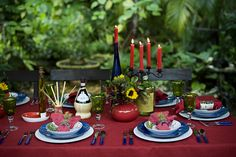 Rosanna's Table Talk: 5th Annual Tablescape Contest Honorable Mentions