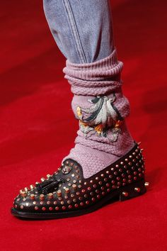 Gucci Fall 2016 Menswear Accessories Photos - Vogue