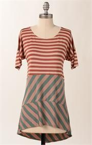 Foreword Tunic from Down East Basics
