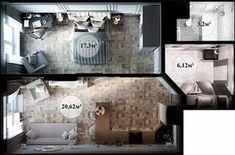 3д моделирование, дизайн , визуализация интерьеров, визуализация экстерьеров…