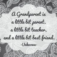 Grandparents, life quote - Put your favorite quote on any of our products! order now for Free Shipping :-)